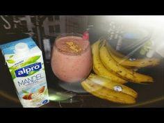 Veganski Dorucak: Pink Chia Smuti - YouTube Banana, Fruit, Youtube, Pink, Food, Essen, Bananas, Meals, Fanny Pack