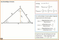 Die 11 Besten Bilder Von Geometrie Calculate Triangle Geometry