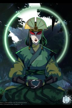 Avatar Kyoshi, Korra Avatar, Team Avatar, Kyoshi Warrior, Avatar Cartoon, Cartoon Art, The Wicked The Divine, Avatar Picture, Avatar World