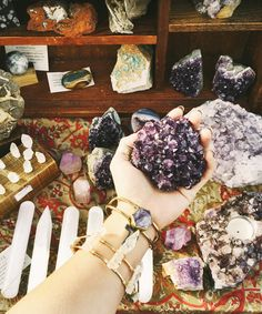 Get an in-depth introduction into everything you need to know about crystals from Kate and Eugenia of Flight of Fancy. This post comes from our blog intern, Natalie! For the past several months, I have become increasingly more intrigued by the world of crystals. What are the meanings behind these beautiful stones, and which ones should I include in …