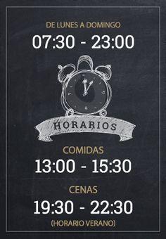 Horario restaurante Campo Volantin Bilbao (verano 2016)