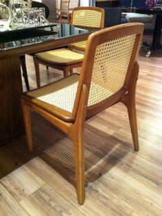 Cadeira palha da especialista R$ 2.100