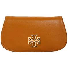 Tory Burch Shoulder Bags ($310) ❤ liked on Polyvore featuring bags, handbags, shoulder bags, marrone, brown handbags, brown purse, tory burch handbags, retro handbags and zipper purse