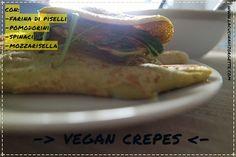la cucina di Jorgette: Crepes salate veloci veloci......