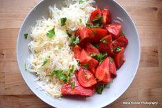 Best Salad Recipes, Healthy Recipes, Healthy Food, Bruschetta, Ethnic Recipes, Slim, Home, Diet