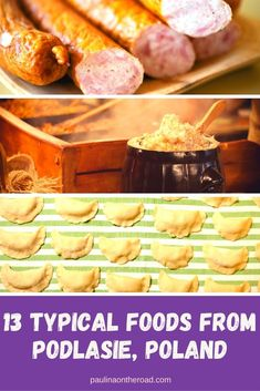 Discover the most popular foods from Poland that you must try while visiting! These delicious Polish dishes will have you craving more! Start planning your Poland vacation today by learning about the best Polish food to add to your Poland itinerary! I food in Poland I what to eat in Poland I food to try in Poland I Poland travel I #Poland #food Polish Desserts, Polish Recipes, Best Restaurant Salads, Poland Food, Poland Travel, Popular Recipes, Diy Food, Healthy Tips, Trip Planning