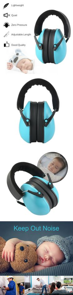 Hearing Protection Earmuffs 184343  Hearing Protection Ear Defender Kids  Baby Infant Children Safety Earmuffs Th1038 baa9bd67ea2c