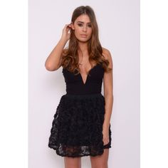 Rare Black Textured Mini Skirt (€24) ❤ liked on Polyvore featuring skirts, mini skirts, short mini skirts, textured skirt, summer mini skirts, mini skirt and summer skirts