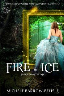 Fire and Ice- A romantic teen fantasy read to check out! ;)