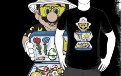 Koopa Country by JoeAngelillo RedBubble @Tiffany Detillion  can we just laugh about this real quick