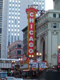 Chicago theatre via @TripadvisorEs