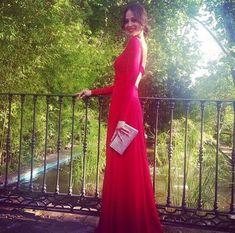 d79b55bedd falda mikado rosa maquillaje larga con bolsillos para bodas y ...