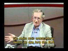 Noam Chomsky - Roda Viva (Brazil)