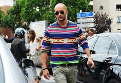 Tommy Ton's Men's Street Style at Paris Fashion Week: Style: GQ