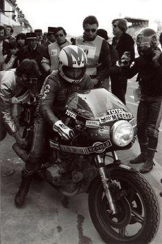 claspgarage: Ducati NCR 1975