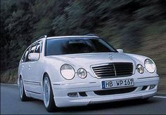 another merc wagon