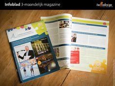 Ontwerp & drukwerk, leden/nfoblad (3-maandelijks) voor het Alzheimer Liga Vlaanderen  ©www.twindesignbvba.be
