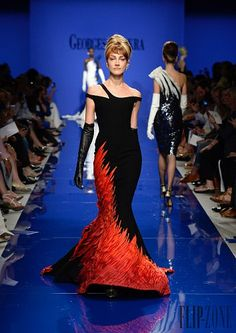 Georges Chakra Fall-winter 2015-2016 - Couture
