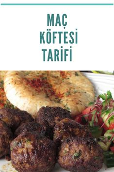 Maç KÖFTESİ Tarifi Steak, Mac, Beef, Food, Meat, Eten, Ox, Steaks, Ground Beef