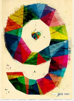 9 by LipYto #colorful #art