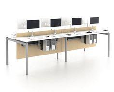 AGATI Furniture   Manifest Desking System | Salus Desking Benching Ideas |  Pinterest | Offices And Furniture