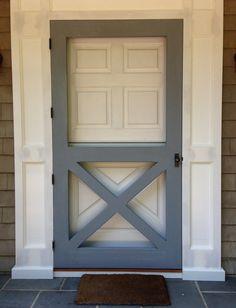 style court fabulous screen door!!!! | Doors | Pinterest | Doors ...