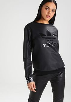 adidas Originals Sweatshirt - black für 59,95 € (04.06.17) versandkostenfrei bei Zalando bestellen.