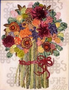 Embellishment class with Julia Snyder Feb 16/17.2018