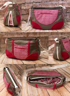 Du möchtest die Schnabelina Bag selbst nähen? Hier findest du alle Infos, die Anleitung, Schnittmuster sowie Beispiele wie deine Schnabelina aussehen kann.