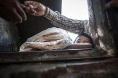 'Buying bread in syria', Narciso Contreras