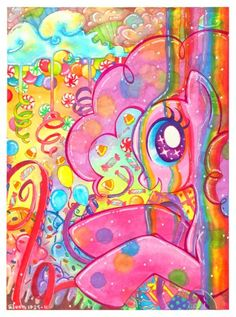 Pinkie Pie I HAVE BEEN LOOKING FOR THIS FOR EVER AND EVER. And now it's here. ^^ I had it for my iPod lock screen for a long time.