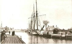 Alloa harbour