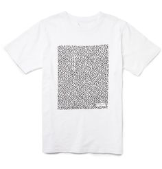 Saturdays Surf NYCNotebook Printed Cotton-Jersey T-Shirt|MR PORTER