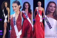 Miss Oklahoma, Miss Louisiana, Silver Evening Gowns, Beautiful Evening Gowns, Miss South Carolina, Carolina Usa, Miss Idaho, Miss California Usa, Georgia Usa