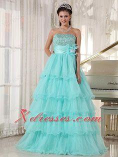 Beading Quinceanera Dress