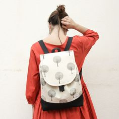 Shop mochila forest from minipicnic in Accessories, Women, available on Tictail from Bellisima, Textile Design, Fashion Backpack, Textiles, Backpacks, Beige, Gifts, Gift Ideas, Business