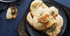 Turn out perfectly textured naan every time with our basic step-by-step version.