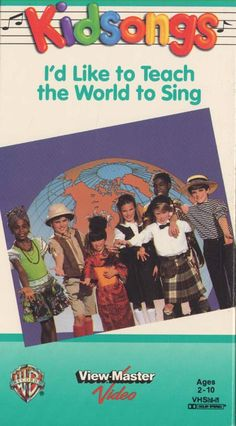 kidsongs id like to teach the world to sing i was obsessed with - Kidsongs We Wish You A Merry Christmas