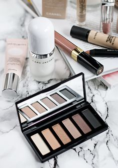 What's in my makeup bag: January