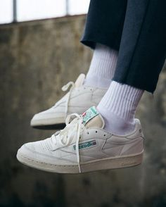 Back in stock: the @ReebokClassics Club C 85 Vintage Sneaker - SKU # 37469855. | #UOMens Clothing, Shoes & Jewelry : Women : Shoes : Fashion Sneakers : shoes  http://amzn.to/2kB4kZa
