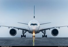 OH-LWA. Airbus is the biggest database of aviation photographs with over 3 million screened photos online! Commercial Plane, Commercial Aircraft, Air Birds, Helicopter Cockpit, Airplane Wallpaper, Airplane Painting, Plane Photos, Luxury Private Jets, Airplane Photography