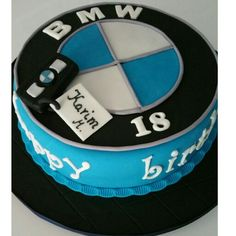 BMW Cake / BMW Torte See on Instagram: kitchen_mum