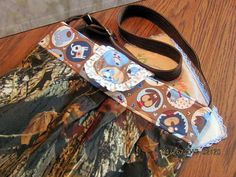Boys Diaper Bag Mossy Oak Camo and Puppies Ready by BPsBagsnTotes, $45.00