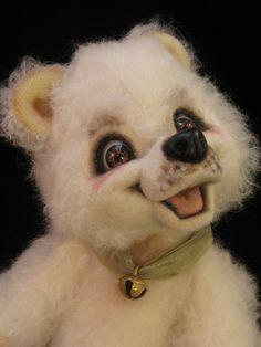 needle felted teddy bears - Szukaj w Google