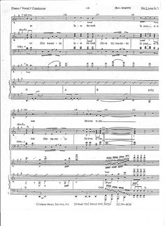 The Lion King (Musical)-He Lives in You-DailyMusicSheets