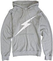 Lightning Bolt - Forever Triblend Pullover Fleece