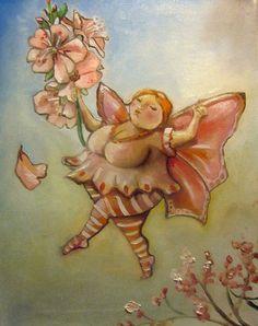 full figured fairy  (tee hee)