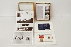 Artists' Books and Multiples: Stadtisches Museum in Mönchengladbach boxed works