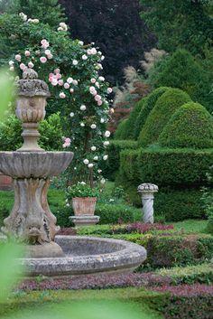 Im Garten der Villa Pisani Bolognesi Scalabrin, Vescovana, Padova