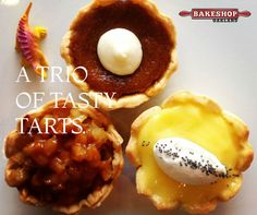 Tasty Fruity Creamy Tarts.A light delicious crust. A favorite for #parties &#weddings,A specialty  @bakeshopoakland